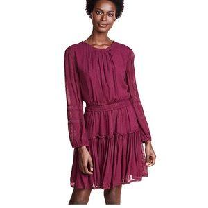MISA • Alin Swiss Dot Dress